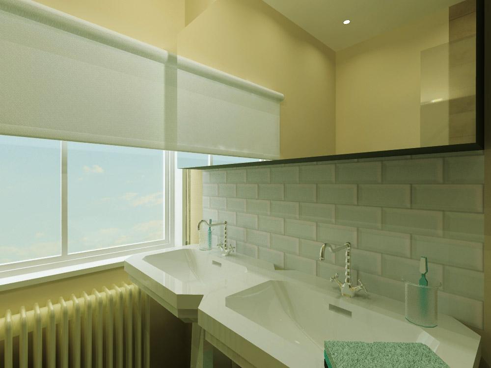Je art deco badkamer bezoek aquizien in hamme - Deco van badkamer design ...