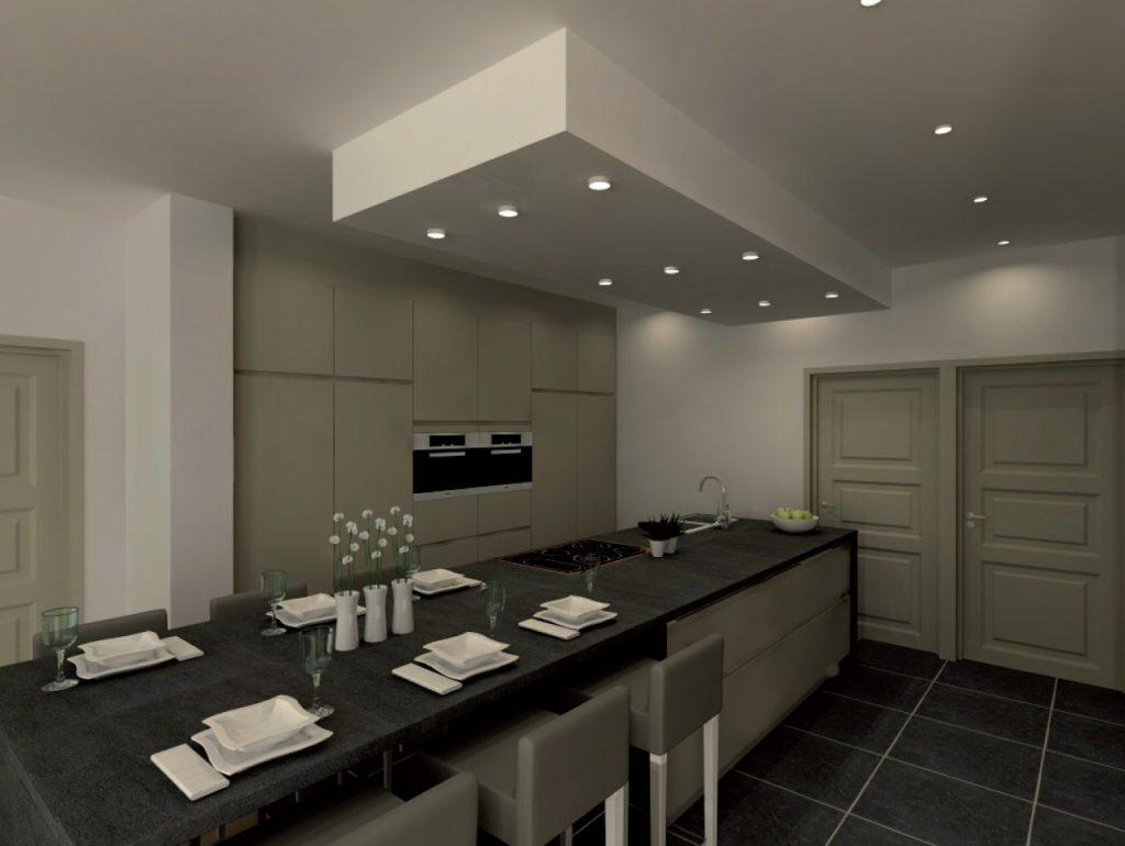 Keukens Moderne Zele : Aquizien hamme aanbod aan moderne keukens