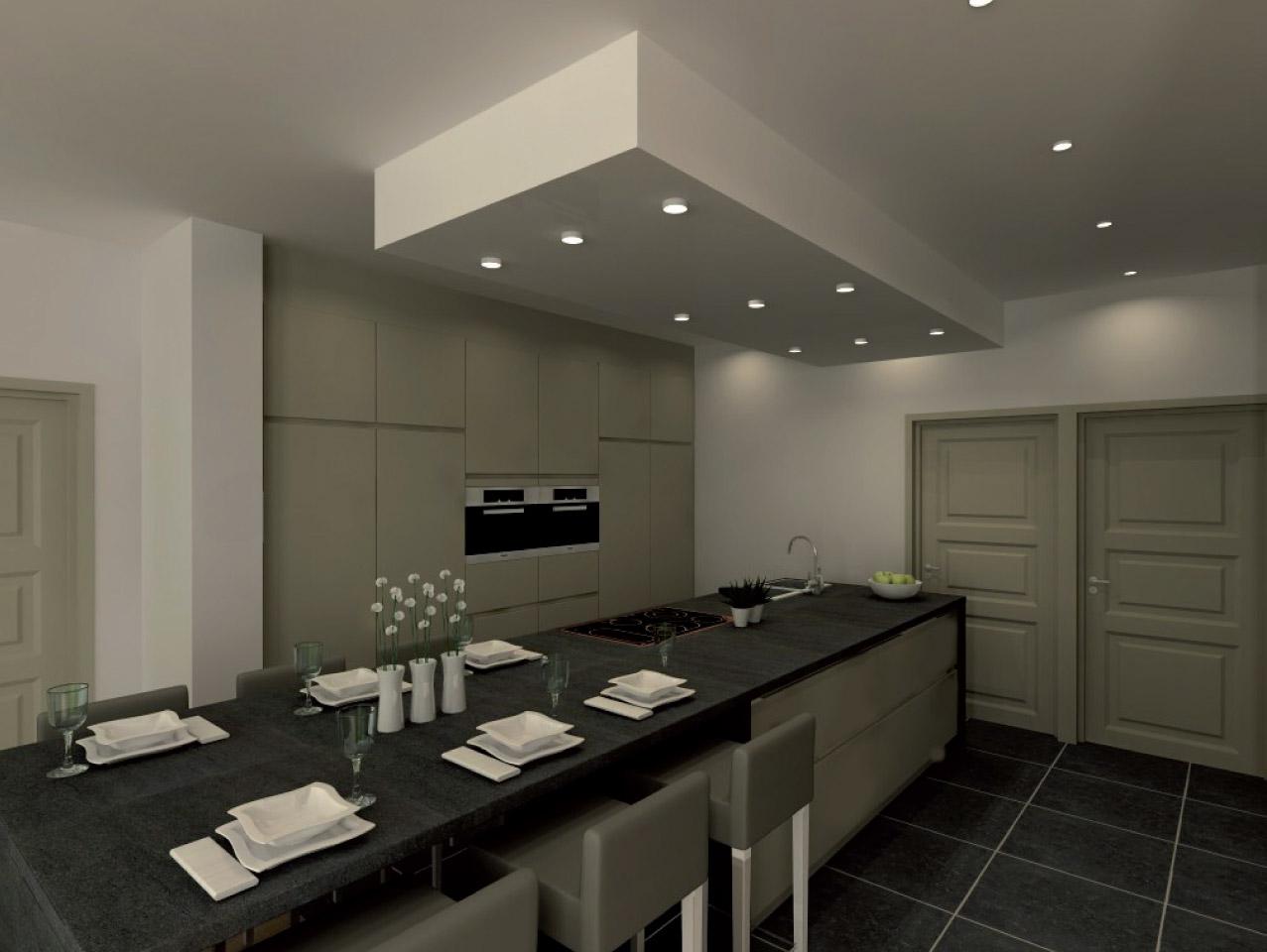 Aquizien hamme aanbod aan moderne keukens - Moderne keuken deco keuken ...