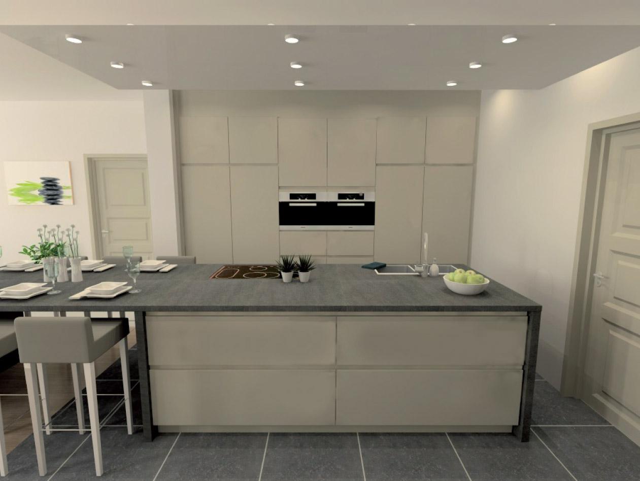 Keuken Eiland Modern : aQuizien Hamme Aanbod aan moderne keukens.