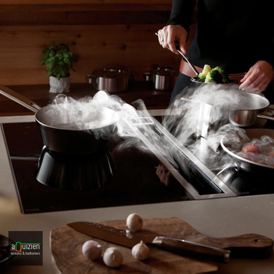 bora dampkap verkrijgbaar bij aquizien keukens. Black Bedroom Furniture Sets. Home Design Ideas