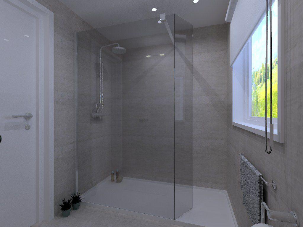 Een kleine badkamer renoveren