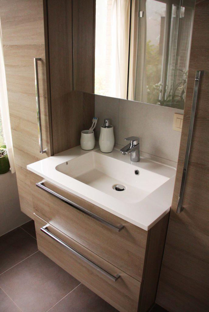 Ergonomische badkamer