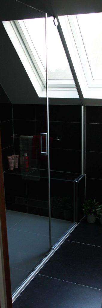 Realisatie moderne badkamer