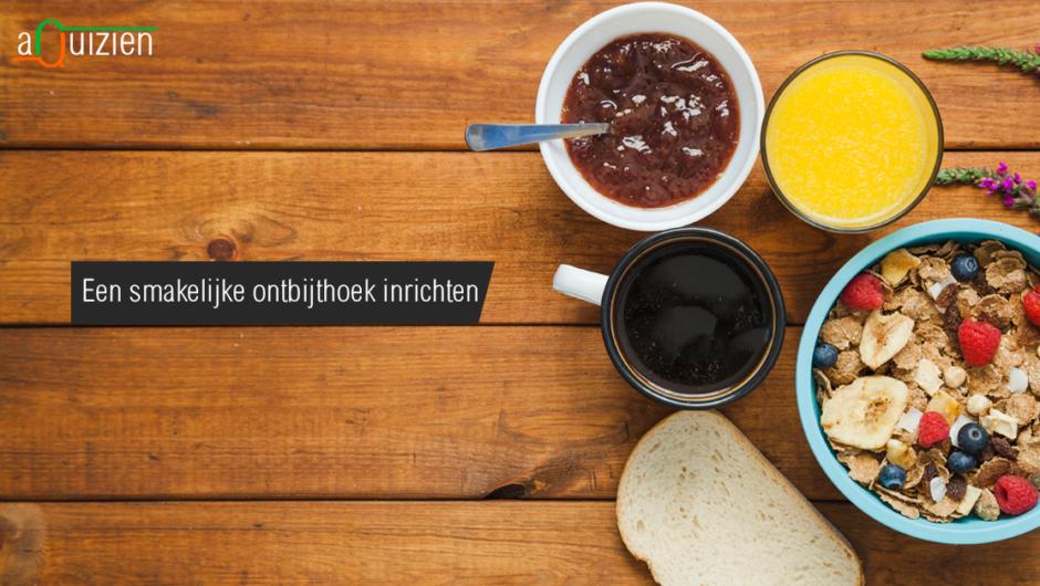 Opzetkasten voor je ontbijthoek